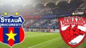Clubul Dinamo, amendat cu 50.000 de lei dupa derbiul cu Steaua