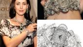 """Ceasurile cu diamante: Opere de arta foarte """"la moda"""""""