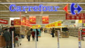 Carrefour a obtinut in instanta suspendarea procedurii de intrare in insolventa