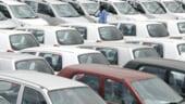 Afacerile din comertul auto, in scadere in luna iulie