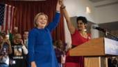 """Alegeri prezidentiale in SUA: Clinton si Trump domina """"Super Tuesday"""""""