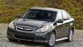 Subaru Legacy si Outback, acum si in Romania