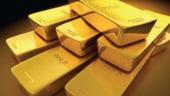 Aurul devine metal nepretios, la cel mai mic pret din august 2010