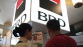 BRD: profit de 230,8 mil euro in IFRS, peste cel raportat de BCR
