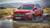 Clasa X Edition, pick-up-ul premium de la Mercedes-Benz, se pregateste pentru drumurile romanesti