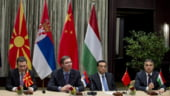Chinezii construiesc o cale ferata de mare viteza de la Belgrad la Budapesta