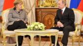 Putin si Merkel se intalnesc la Hamburg - ce ii apropie si ce ii desparte. Va amintiti episodul Konni?
