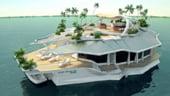 O noua moda pentru miliardari: Insulele plutitoare (Galerie foto)