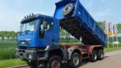 Mijloace de transport sigure pentru materiale de constructii