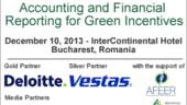Reglementari financiare si contabile pentru schema de sprijin in proiectele de energie regenerabila