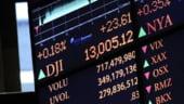 Indicele bursier Dow Jones a crescut la un nou record istoric