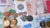 Letonia va adera la euro la un curs de schimb de 0,7 lats pentru un euro
