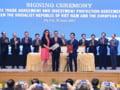 Acordul comercial intre Uniunea Europeana si Vietnam a fost semnat de un ministru roman