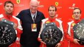Vezi cum arata primul ceas Ferrari