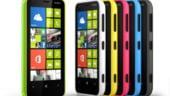 Nokia Lumia 620: Cel mai recent smartphone cu Windows 8