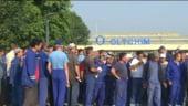 Din nou proteste la Oltchim