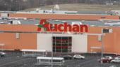 Zece magazine Auchan in fiecare an