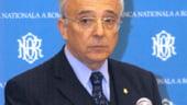 Isarescu: BNR ia in considerare posibilitatea de scadere a economiei