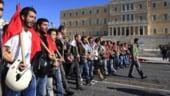 Zeci de mii de angajati din Grecia au intrat in greva, impotriva masurilor de austeritate