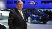Ford: Pierderi de pana la 600 de milioane de dolari in Europa in 2012