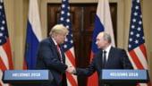 Putin l-a invitat pe Trump in Rusia, la 75 de ani de la victoria impotriva lui Hitler