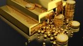 Pretul aurului, in cadere libera: Cel mai prost inceput de an din ultimul sfert de secol
