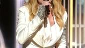 Madonna a purtat la gala Grammy un corset din colectia romancei Andreea Badala