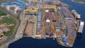 La Mangalia s-a construit cea mai mare nava de transport de autovehicule din regiune