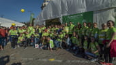 Team HOSPICE a strans la Maratonul Bucuresti 400.000 de lei pentru copii cu boli incurabile
