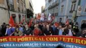 Portugalia, paralizata de o greva generala de 24 de ore