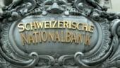 Replici dupa cutremurul european: Banca Elvetiei ameninta cu noi interventii