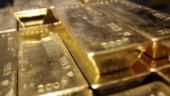 Pretul aurului a scazut la minimul ultimelor trei luni