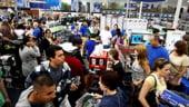 Black Friday: Sute de mii de vizitatori in magazine si milioane de euro in vanzari