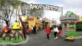 Parcul de distractii Angry Birds: Joaca-te cu personajele tale preferate
