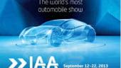 Salonul Auto de la Frankfurt pune accentul pe modele electrice, hibrid si tehnologii noi