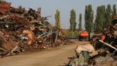 Vanzatorii de fier vechi din Bulgaria ameninta ca isi vor muta afacerile in Romania