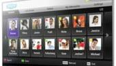 Skype va fi disponibil pe televizoarele HD Panasonic si LG