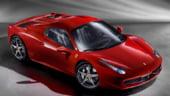 Ferrari 458 Spider se lanseaza in Romania