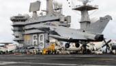 Americanii discuta la summitul NATO din Polonia cu doua portavioane in Mediterana