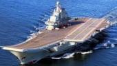 China pregateste un portavion urias, pentru a rivaliza cu SUA
