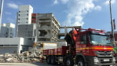 Banca Mondiala observa ca foarte multe cladiri ale serviciilor de urgenta din Romania risca sa se prabuseasca la cutremure