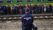 Prinsi in sarma ghimpata: 70.000 de refugiati, captivi in Grecia