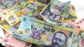 Trezoreria a imprumutat luni 500 milioane de lei de la banci, la un randament mediu de 4,28%