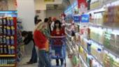 Romania are cele mai scazute preturi din UE la bunurile de larg consum, dupa Bulgaria