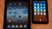 Tabletele iPad, de 20 de ori mai populare decat Galaxy Tab