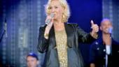 Agnetha Faltskog, fosta membra a grupului ABBA, recompensata cu Discul de Aur in Suedia VIDEO
