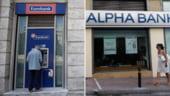 Bancile din Grecia vor concedia 25% din angajati pana in 2017