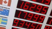 Cursul a scazut sub 4,29 lei/euro la finalul sedintei