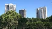 Apartamentele s-ar putea ieftini cu pana la 25%, daca bancile nu reiau creditarea