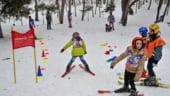 Mini partie in Poiana Brasov pentru copii: Vezi la cat se ridica investitia
